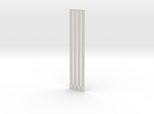 HOea212 - Architectural elements 3 in White Natural Versatile Plastic