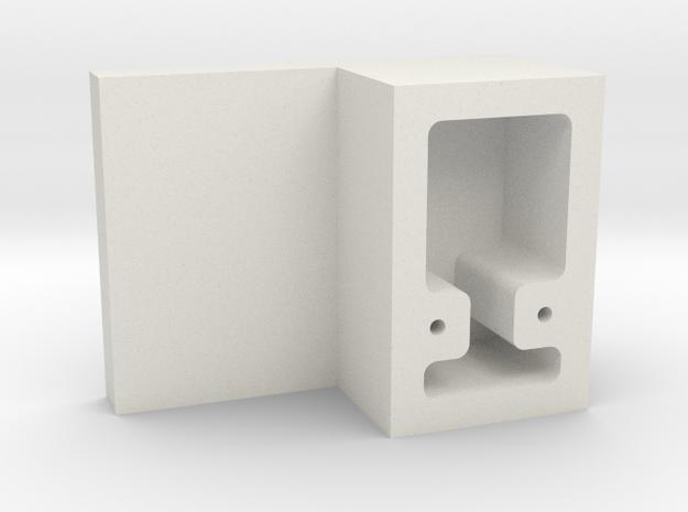 zgalvo_cover.ipt in White Natural Versatile Plastic