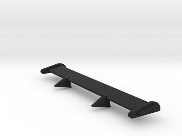 Wing (1/32) in Black Natural Versatile Plastic