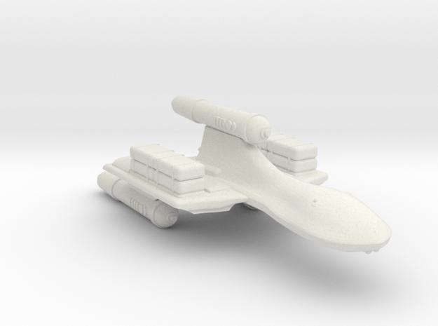 3125 Scale Romulan SparrowHawk-H Cargo Transport in White Natural Versatile Plastic