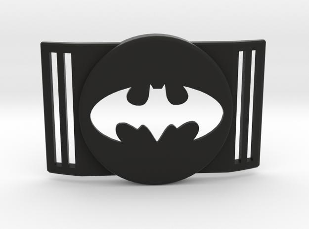 Freestyle Libre Shield - Libre Guard BATMAN in Black Premium Versatile Plastic