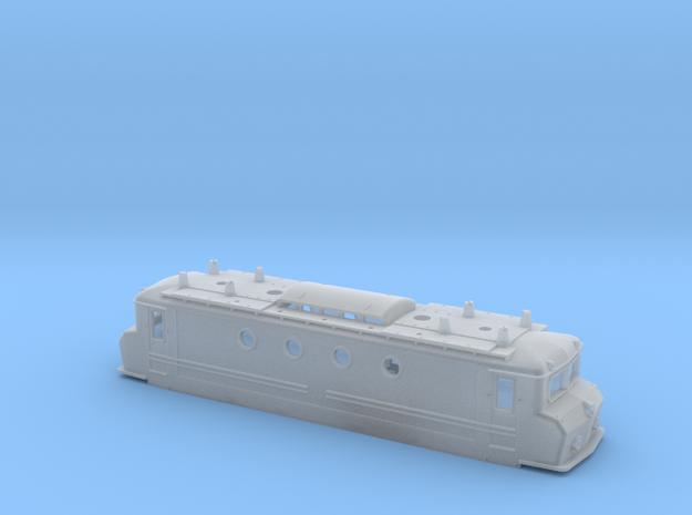 NS1100 Botsneus Blauw in Smoothest Fine Detail Plastic