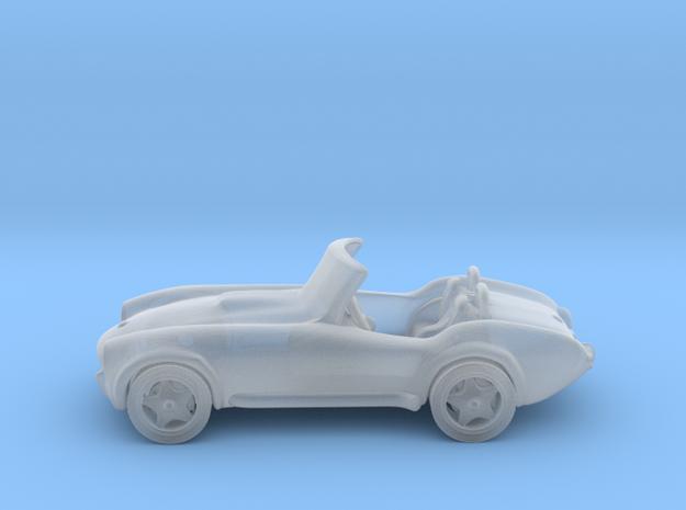 AC Cobra    1:120  TT in Smooth Fine Detail Plastic