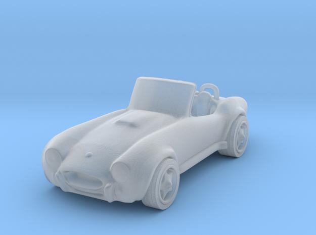 AC Cobra      1:160 N in Smooth Fine Detail Plastic