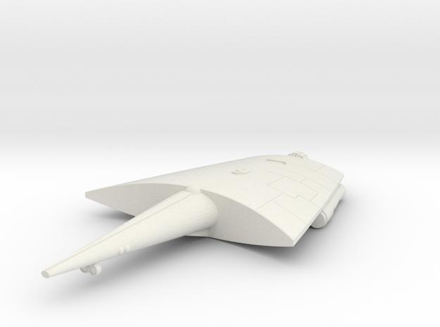3125 Scale Hiver Heavy Cruiser (CA) MGL in White Natural Versatile Plastic