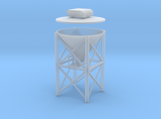 "'N Scale' - 1"" PVC Dust Collector"