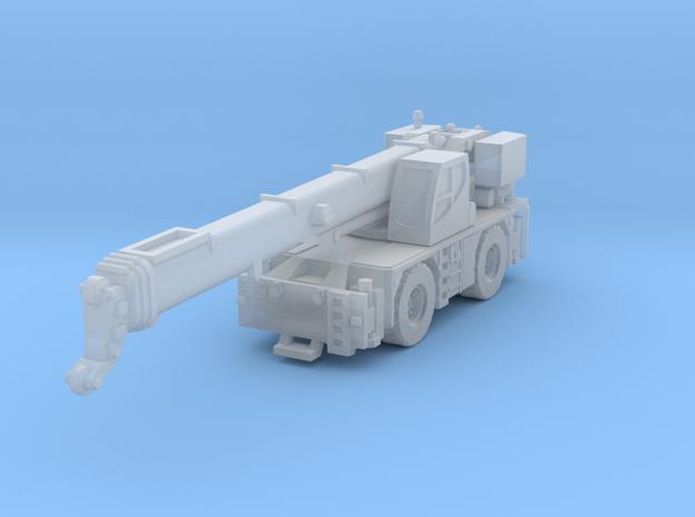 Lieb LRT 1100-2 offroad crane in Smoothest Fine Detail Plastic: 1:400
