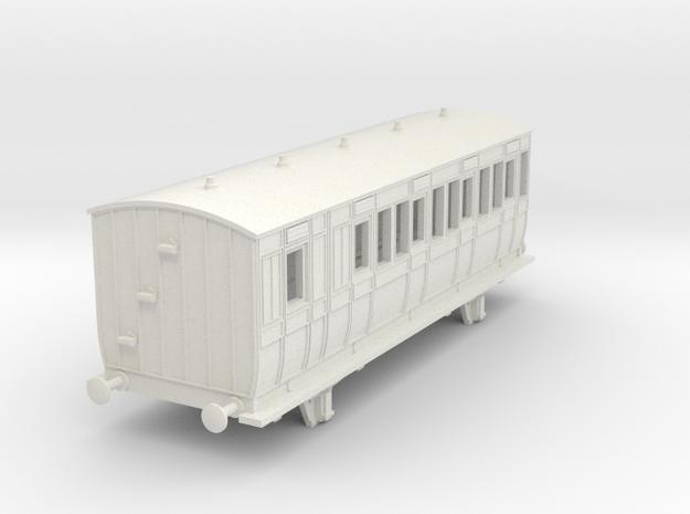 o-76-bc-hb-3-5-brk-3rd-coach-1 in White Natural Versatile Plastic