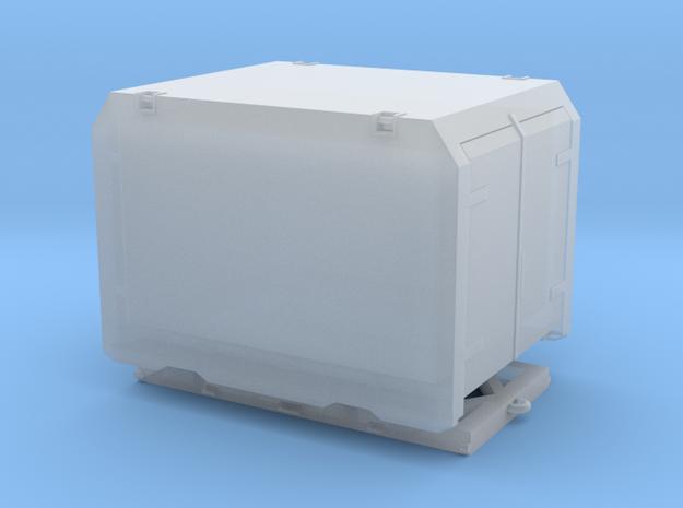 Überseebehälter Eükrt 11m³ DB mit Rollbock