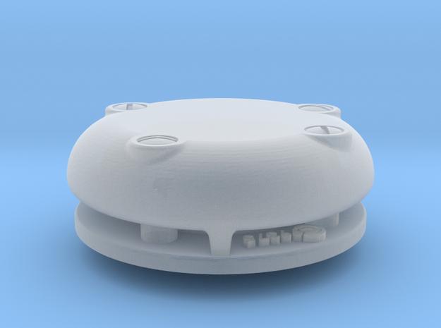 C99377-C99375 HULL REAR VENTILATOR 1:16 in Smoothest Fine Detail Plastic