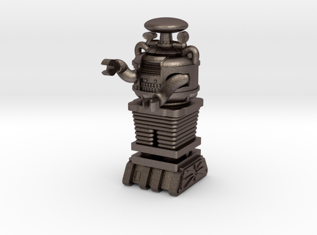 .75 inch tall HO scale Bot