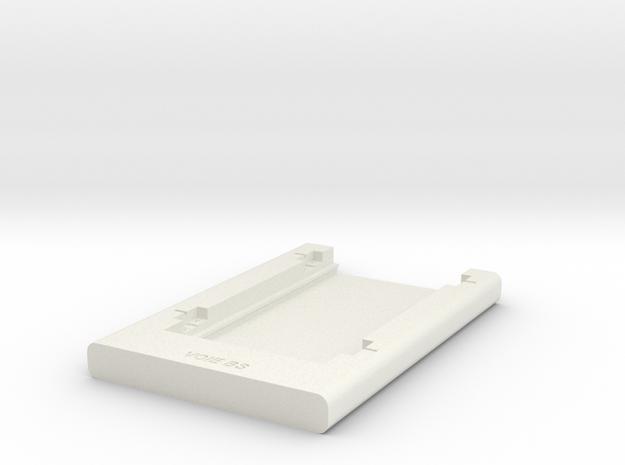 Gabarit montage aiguilles BS in White Natural Versatile Plastic