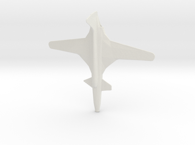 1:144  L-133 in White Natural Versatile Plastic