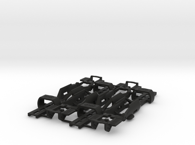 NEW 4-PACK! HO Slot Car Chassis - SL2-Mk4