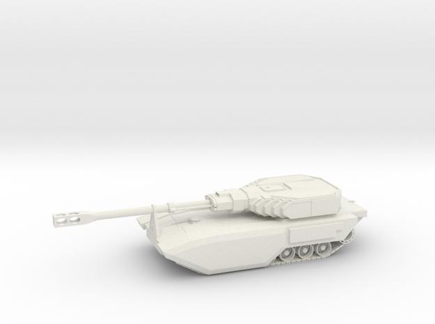 PCE Mobile Artillery Tractor in White Natural Versatile Plastic