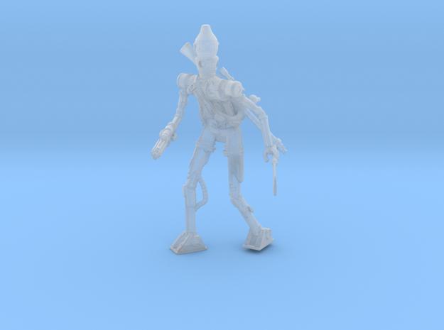 Tin-man Bounty Hunter in Smoothest Fine Detail Plastic