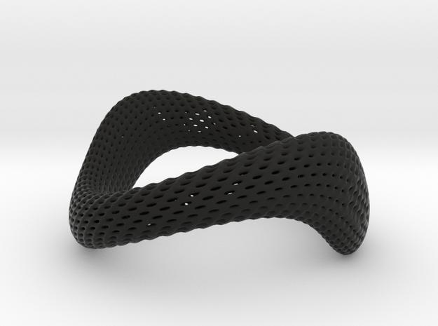 BENTorus Nylon 0021 smooth Wide in Black Premium Versatile Plastic
