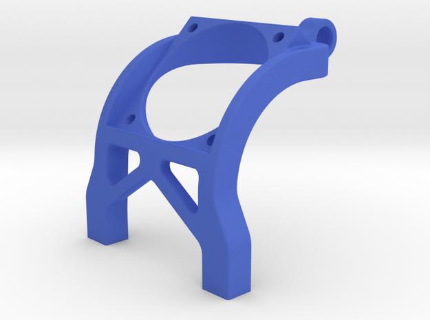 B6 B6.1 T6.1 SC6.1 30mm Fan Mount in Blue Processed Versatile Plastic