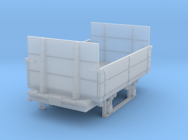 a-76-gr-turner-open-wagon in Smooth Fine Detail Plastic