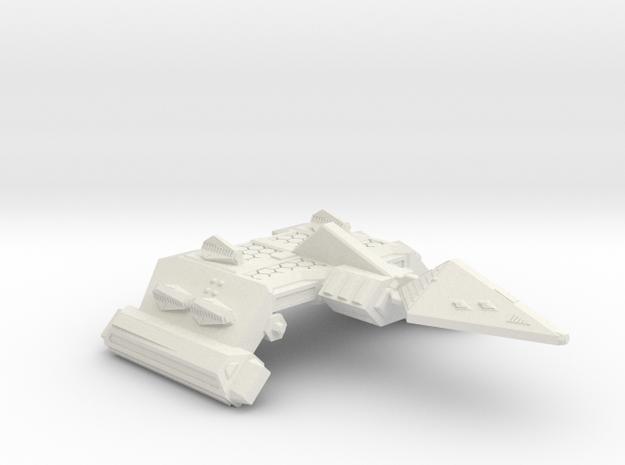 3125 Scale Neo-Tholian Battleship (NBB) SRZ in White Natural Versatile Plastic