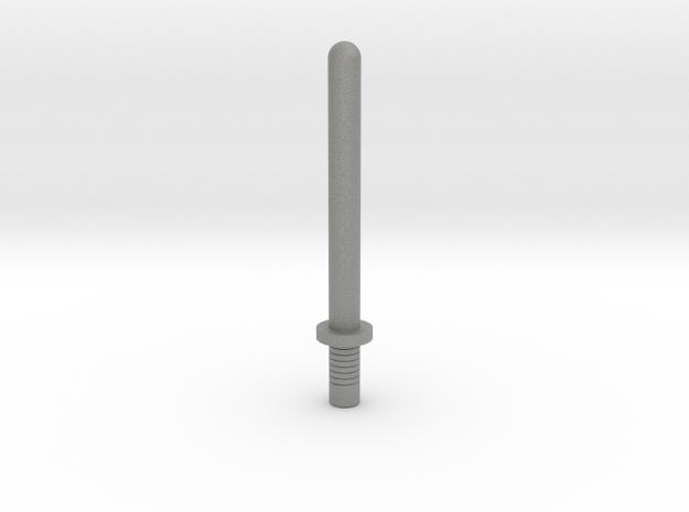 Emperor Dementia Sword in Gray PA12