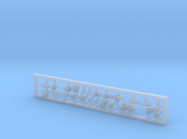 Naval Weapons Set 1 (FUD)