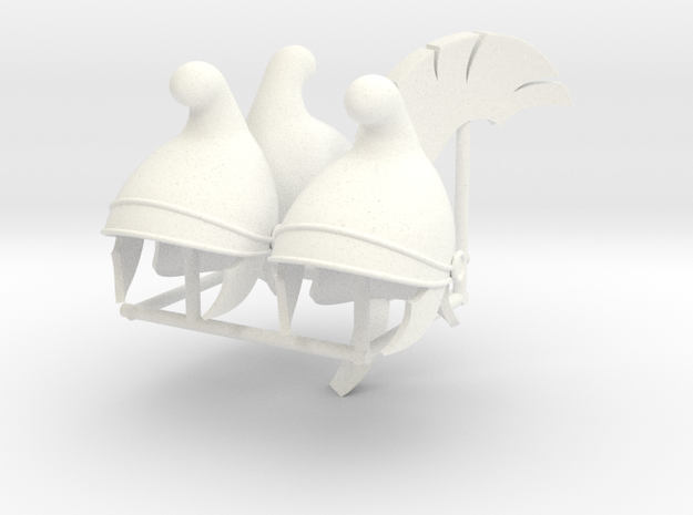 ETHAN 26  in White Processed Versatile Plastic