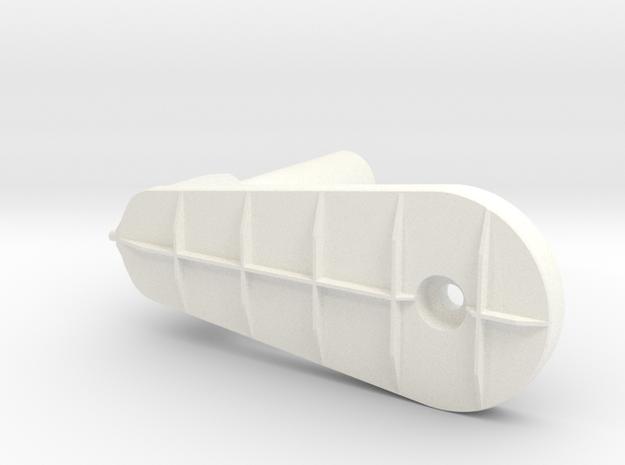 Bloc du flir-vrf in White Processed Versatile Plastic