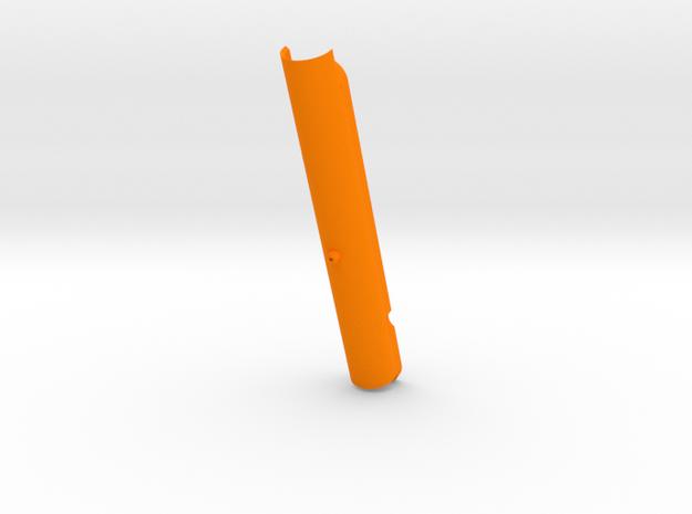 """Ericson 23, slot 5.5"""" (141mm) MastGate in Orange Processed Versatile Plastic"""