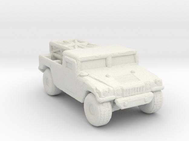 M1097a1 EFOGP 285 scale in White Natural Versatile Plastic