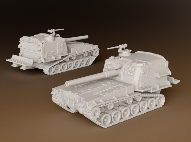 M55 1 144 in Smooth Fine Detail Plastic