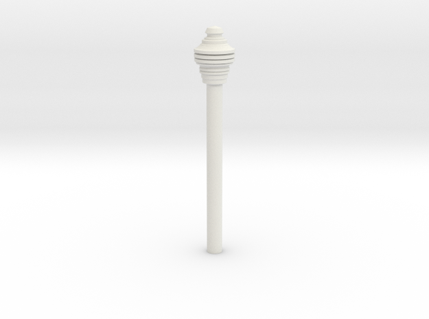 data cylinder in White Natural Versatile Plastic