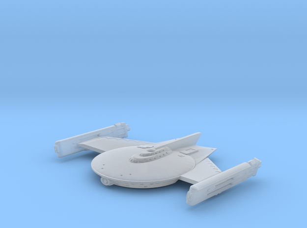 Star Empire Martial Eagle Heavy Cruiser in Smooth Fine Detail Plastic