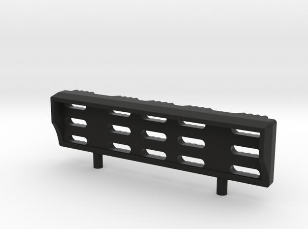 Side Step Trittstufe 1:14 Tamiya Arocs in Black Natural Versatile Plastic