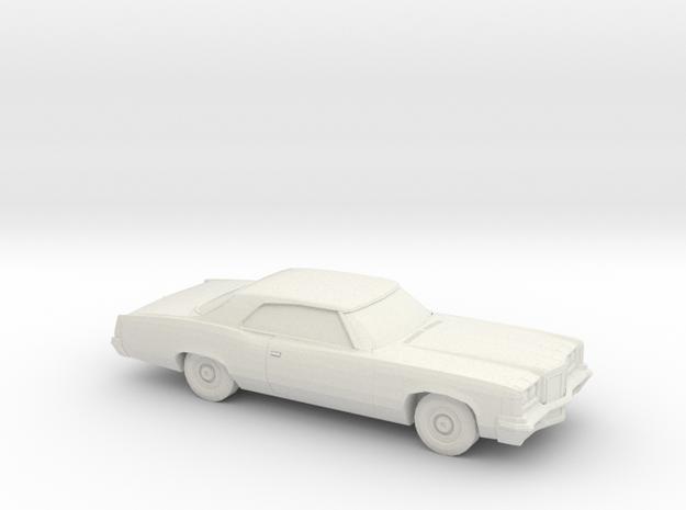 1/87 1972 Pontiac Catalina Coupe
