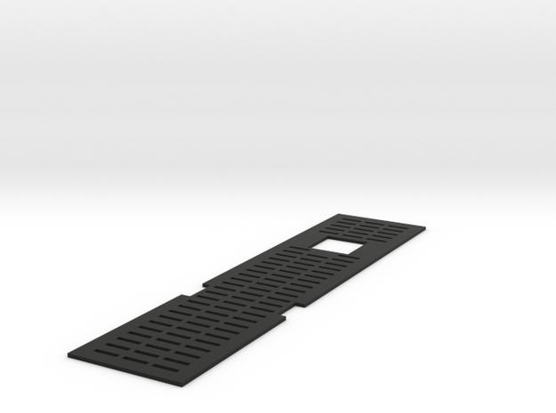 DeAgostini Millennium Falcon RAMP COVER in Black Natural Versatile Plastic