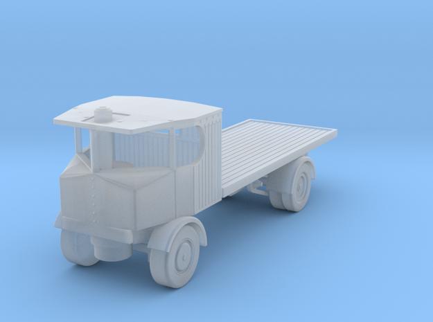 v-148fs-sentinel-steam-lorry-1 in Smooth Fine Detail Plastic