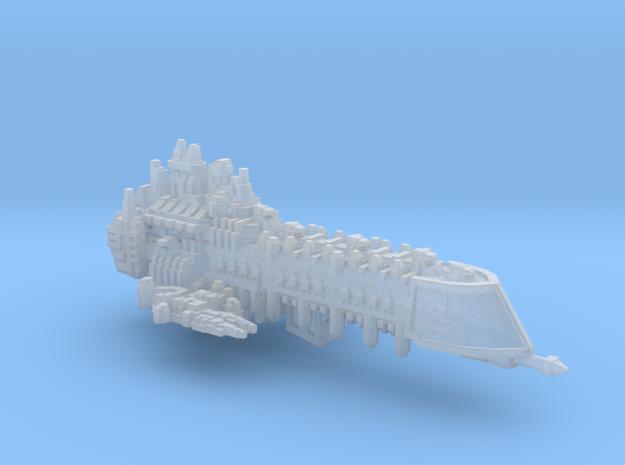 BFG Imperial Retribution Battleship fleet scale