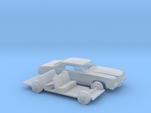 1/160 1972 Pontiac Catalina Coupe Kit