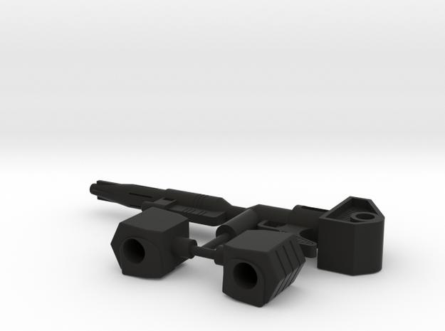 Fits TF Fists and Blaster TREE in Black Premium Versatile Plastic
