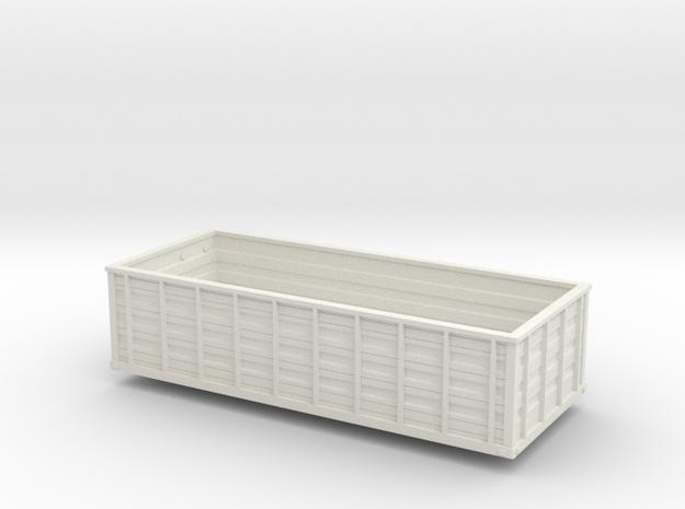 Knapheide 20ft_Lowside-complete in White Natural Versatile Plastic