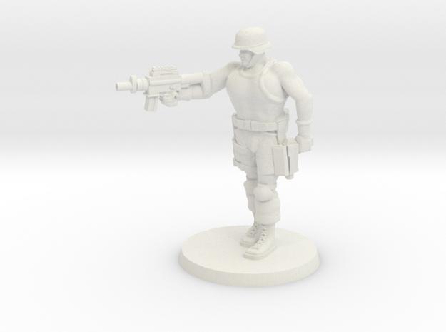 Urban Defense Force Hero