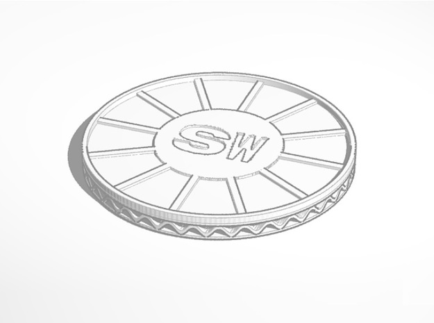coaster shapeways SW
