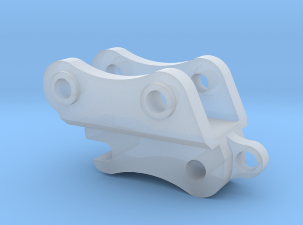 1:50 Komatsu PC138 Quick Coupler  in Smooth Fine Detail Plastic