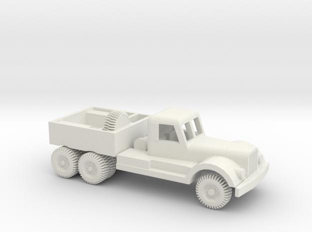 1/64 ScaleDiamond T M19 in White Natural Versatile Plastic