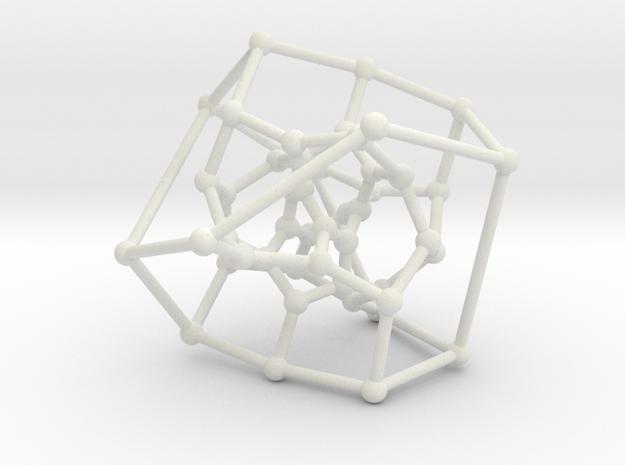 F48A graph in White Natural Versatile Plastic