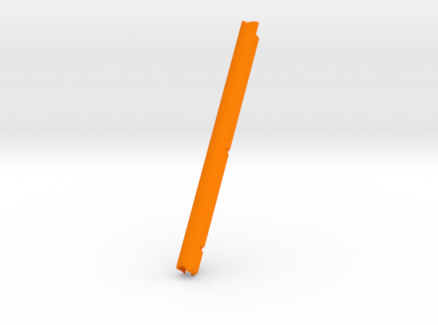 International One Design, 8inch MastGate in Orange Processed Versatile Plastic