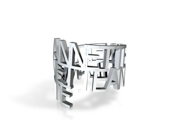 ANNETTE 3d printed