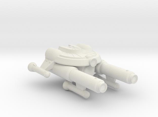 3125 Scale Seltorian Scout (SC) MGL in White Natural Versatile Plastic