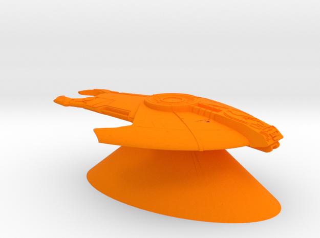 Cardassian Union - Hideki in Orange Processed Versatile Plastic